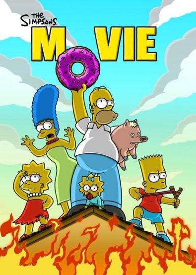 Los Simpsons La Pelicula (Español) Simpsons-poster-2-1