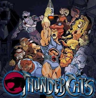 Thundercats 2007 on Variety Se Viene Una Versi  N Cinematogr  Fica De Los    Thundercats