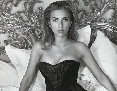 Los próximos proyectos de Scarlett Johansson