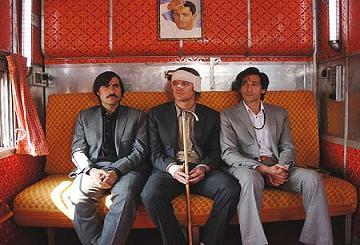 Wes Anderson (Los excéntricos Tenenbaum) vuelve con «Viaje a Darjeeling»