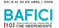 X edición del Buenos Aires Festival Internacional de Cine Independiente