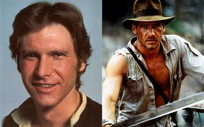 Han Solo e Indiana Jones