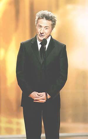 """Dustin Hoffman quiere ser un """"chico Almodóvar"""""""