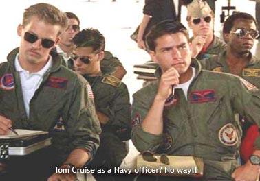 """Tom Cruise se piensa hacer una secuela de """"Top Gun"""""""