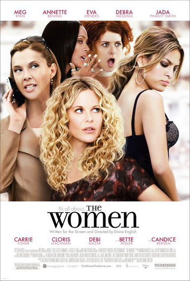 "Trailer de ""The Women"", otro remake al canto"