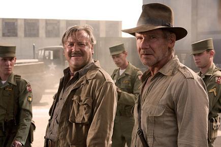 """La cuarta parte de """"Indiana Jones"""" sale en formato DVD"""