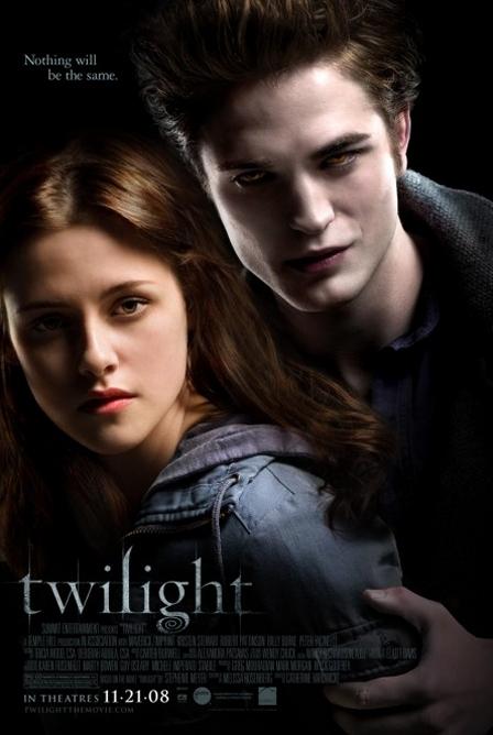 """Poster y trailer en español de """"Twilight"""" (""""Crepúsculo"""")"""
