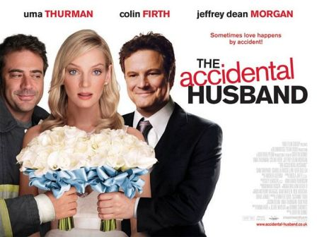 Trailer de «The Accidental Husband», con Uma Thurman, Colin Firth y Jeffrey Dean Morgan