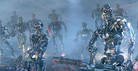 "Trailer de ""Terminator Salvation: The Future Begins"", con Christian Bale y Sam Worthington"