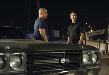 """Trailer de """"Rápido y Furioso 2009"""", con Vin Diesel y Paul Walker"""