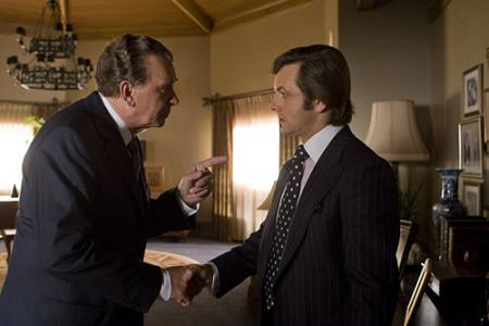 """Trailer de """"El desafío, Frost contra Nixon"""", con Michael Sheen, Frank Langella y Kevin Bacon"""