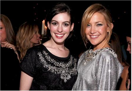 "Trailer de ""Bride Wars"", con Kate Hudson y Anne Hathaway"