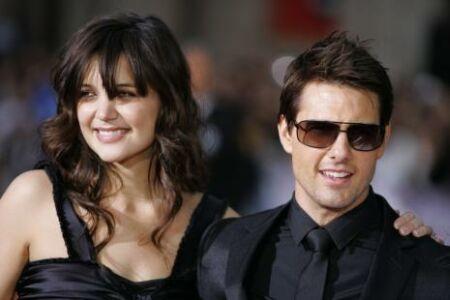 Tom Cruise y Katie Holmes quieren hacer una película con escenas sexuales intensas