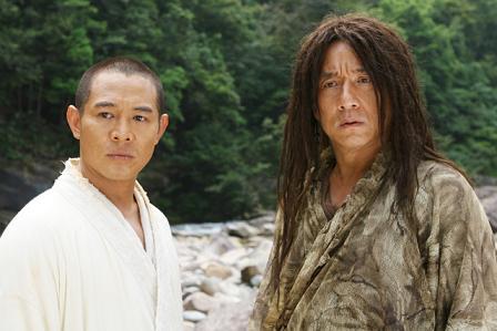 """Entrevistas a Jackie Chan y Jet Li sobre """"El Reino Prohibido"""""""