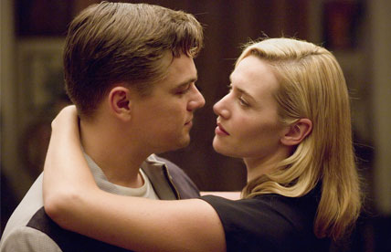 "Trailer de ""Revolutionary Road"", con Leonardo Di Caprio y Kate Winslet"