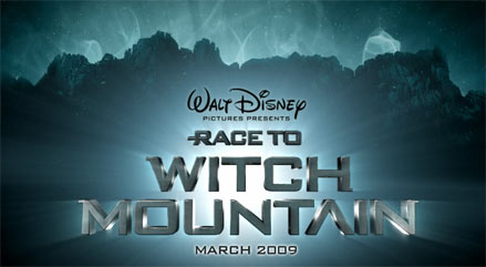 "Trailer de ""Race to Witch Mountain"", con Dwayne Johnson y Carla Gugino"