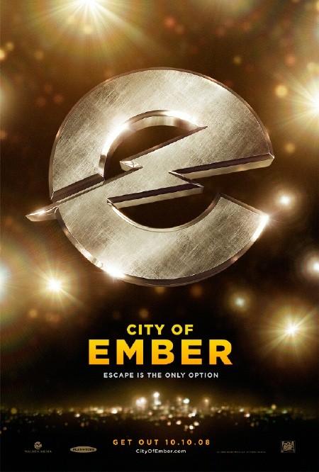 """Trailer de la película """"City of Ember 2009"""", con Bill Murray, Tim Robbins y Martin Landau"""