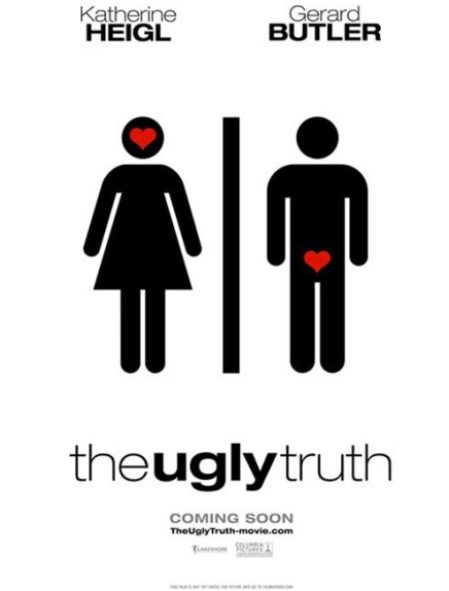 "Trailer de ""The Ugly Truth"", con Katherine Heigl, Gerard Butler"