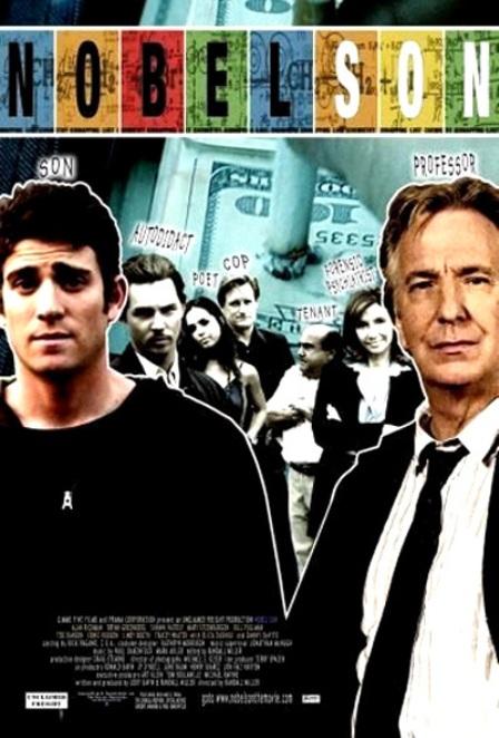 """Trailer de """"Nobel Son"""", con Alan Rickman y Bryan Greenberg"""