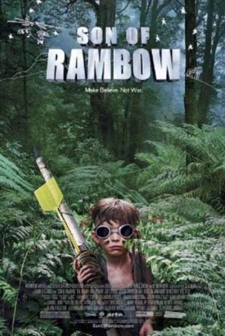 """Trailer de la película """"El hijo de Rambow"""" (2009), con Jules Sitruk, Jessica Stevenson y Neil Dudgeon"""