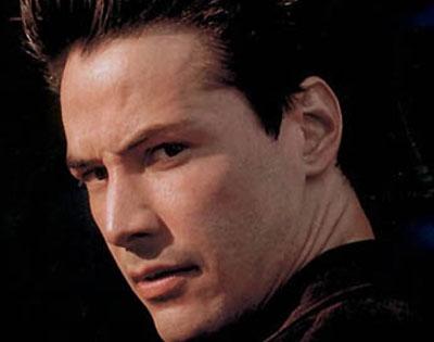 """Keanu Reeves en la adaptación de la serie japonesa """"Cowboy Bebop"""""""