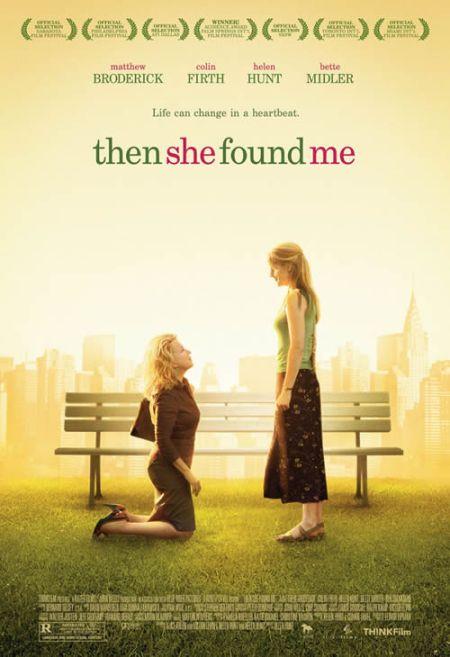 """Trailer de la película """"Cuando ella me encontró"""" (2009), con Helen Hunt, Colin Firth, Bette Midler y Matthew Broderick"""