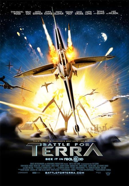 """Trailer online de la película """"Battle For Terra"""", con las voces de Justin Long, Evan Rachel Wood y Luke Wilson"""