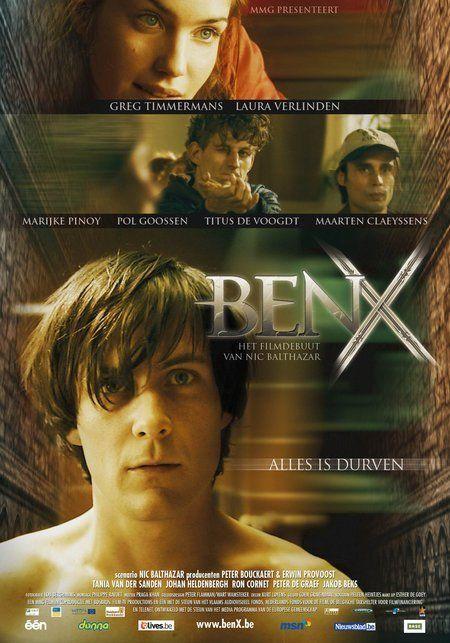"""Trailer online en español de la película """"Ben X"""", estreno 27 de marzo"""