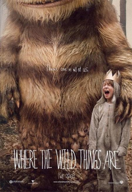 "Trailer online de la película ""Where the Wild Things Are"", con Catherine Keener, Max Records y Mark Ruffalo"