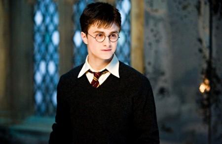 """Imágenes de Daniel Radcliffe en """"Harry Potter y las Reliquias de la Muerte I"""""""