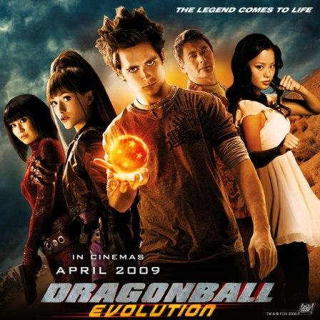 Trailer online de la película «Dragonball Evolution», estreno 8 de abril