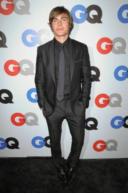 Zac Efron quiere ser un actor serio mostrando su pecho en la revista GQ