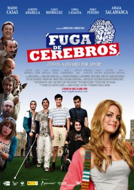 """Trailer online de la película """"Fuga de Cerebros"""", estreno 24 de abril"""