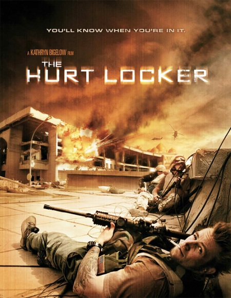 "Trailer online de la película ""The Hurt Locker"", con Jeremy Renner, Ralph Fiennes, David Morse y Guy Pearce"