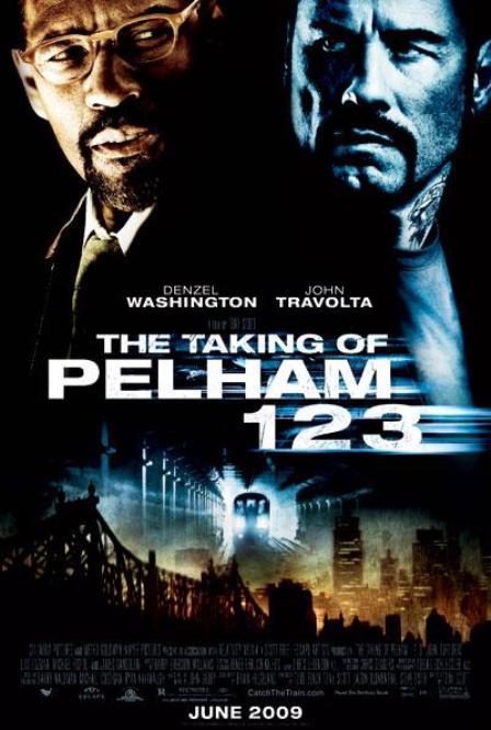 """Trailer online en español de la película """"Rescate del Metro 1 2 3"""", con Denzel Washington y John Travolta"""