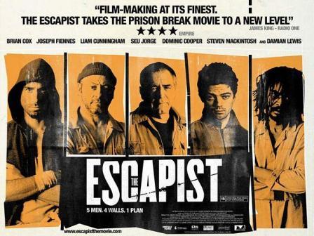 "Trailer online de la película ""The Escapist"", con Brian Cox, Dominic Cooper y Joseph Fiennes"
