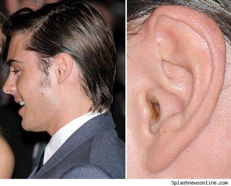 Fanáticos arrojan hisopos a Zac Efron para que limpie sus orejas ¿fanáticos?