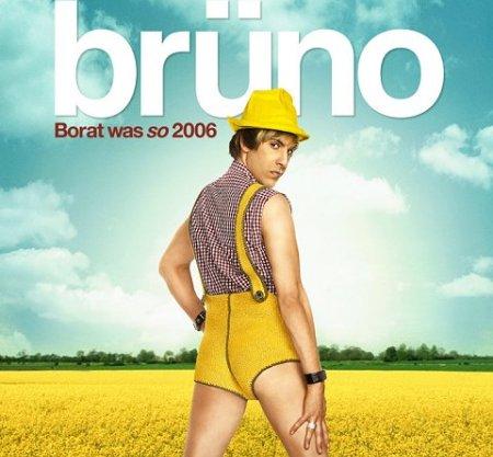 """Trailer online de la película """"Bruno"""", de Sacha Baron Cohen"""