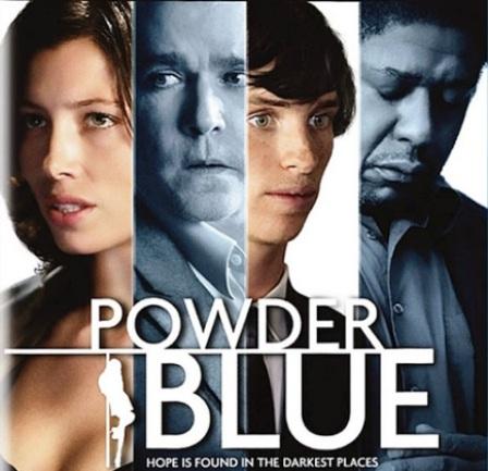 Jessica Biel opaca «Powder Blue» con su striptease, te lo mostramos
