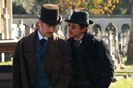 Trailer online de la película «Sherlock Holmes», con Robert Downey Jr. y Jude Law