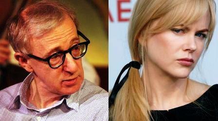 Nicole Kidman se baja de la nueva película de Woody Allen