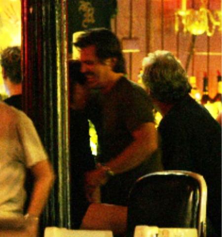 Josh Brolin descubierto engañando a su mujer Diane Lane (eso dicen)