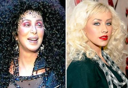 Christina Aguilera y Cher protagonizarían «Burlesque» ¿sobrevivirán?