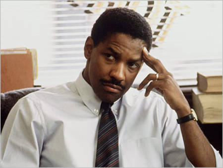 Denzel Washington regresa al elenco de 'Unstoppable'