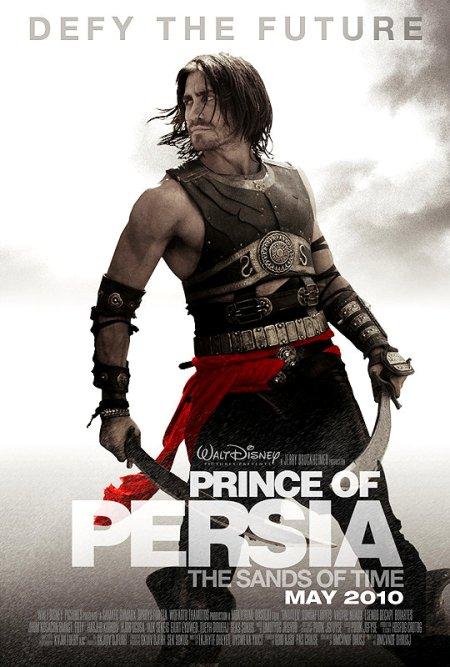 Presentan los dos primeros posters de 'Prince of Persia: Sands of Time'