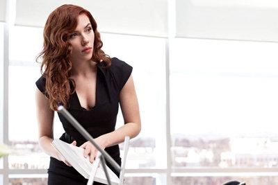 Nueva fotografía de Scarlett Johansson en Iron Man
