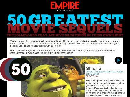Las 50 mejores secuelas de la historia