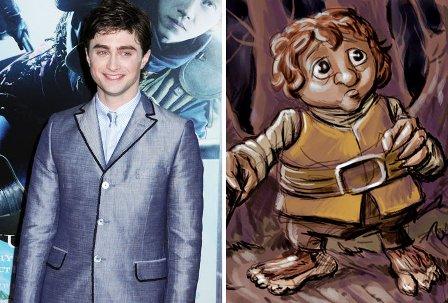 Daniel Radcliffe afirma no estar interesado en el papel de Bilbo Bolsón para 'El Hobbit'