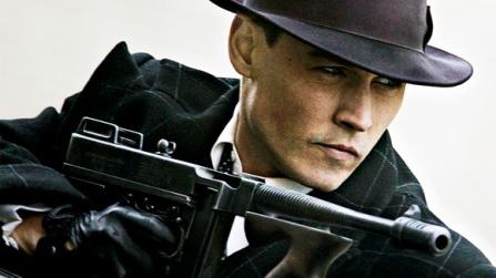 Trailer online de la película 'Enemigos Públicos', con Johnny Depp y Christian Bale