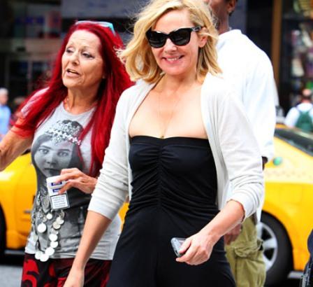 Kim Cattrall y Cynthia Nixon en 'Sexo en Nueva York 2'